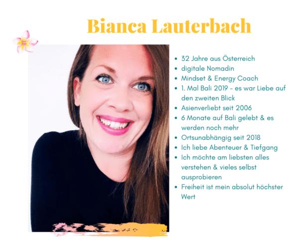 Bianca Lauterbach Mindset Human Design Baliful