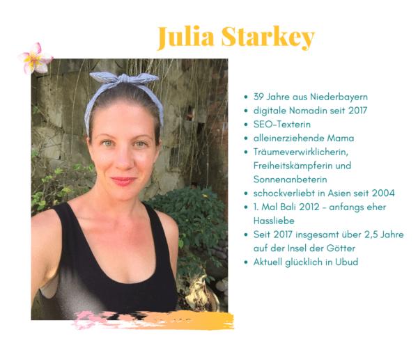 Julia Starkey SEO Texter Baliful