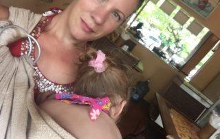 Mama Kind Trage Bali